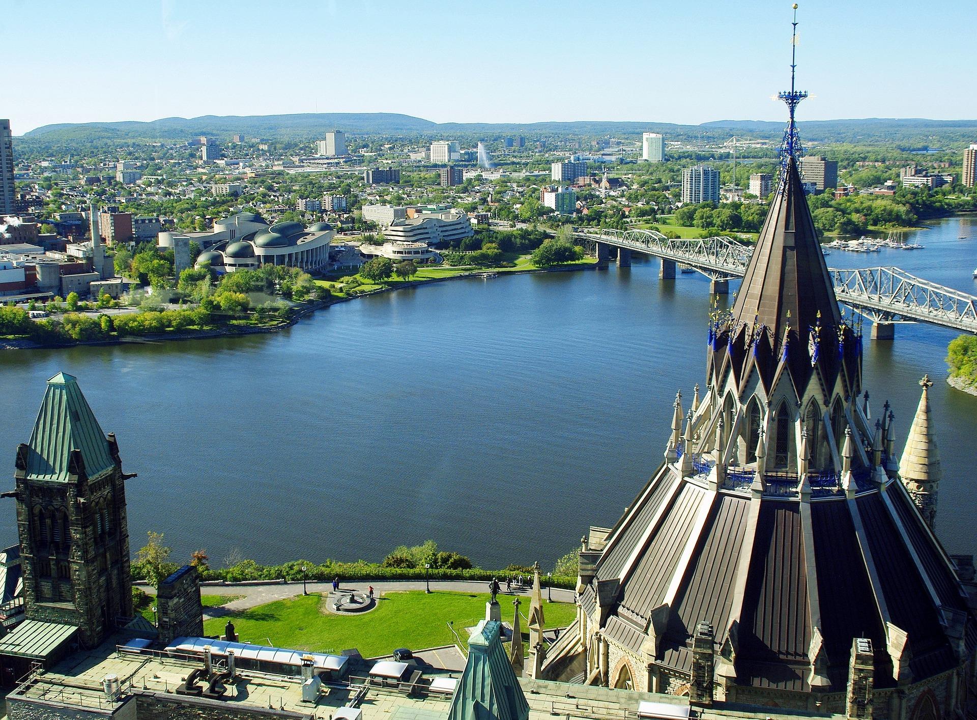 Seguro de viaje internacional para viajar a Ottawa