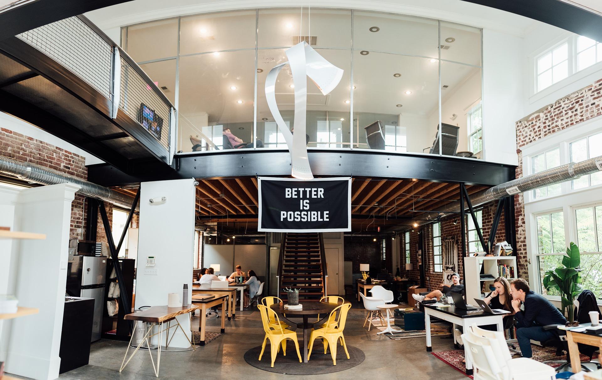 Mejora la eficiencia de tu open space