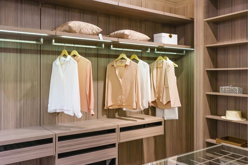 ¿Por qué necesitas armarios empotrados en tu habitación?
