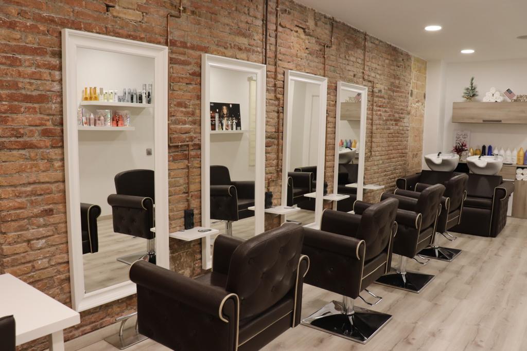 fabrica muebles para peluquerias